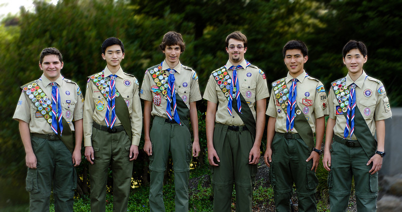 2012 Eagle Scouts Troop 234