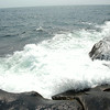 Waves- Nubble Lighthouse