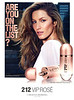 CAROLINA HERRRERA 212 VIP Rosé 2014 United Arab Emirates 'The new feminine fragrance'