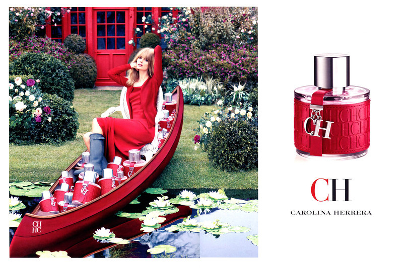 CAROLINA HERRERA CH 2012 United Arab Emirates spread