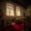 #HDR Photograph of the soft light in st mary's church, brome, suffolk by #ArtHakker Canon 5D MKiii, Sigma 12-24mm lens at 12mm. ISO 100. F4.5