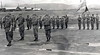 Change of Command 6/11th Artillery February 1971<br /> Major Brown Front row<br /> Del Campbell second row, second from right