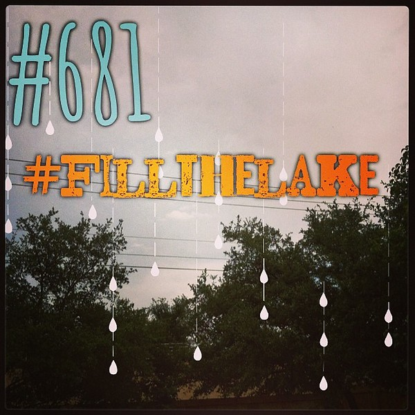Fill the lake 681