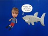 Jonah shark photo booth