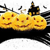 10069042-grungy-halloween-background-with-pumpkins-bats-and-house-isolated-on-white