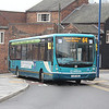 Arriva Midlands North 3735 Lidice Way Hanley Apr 14