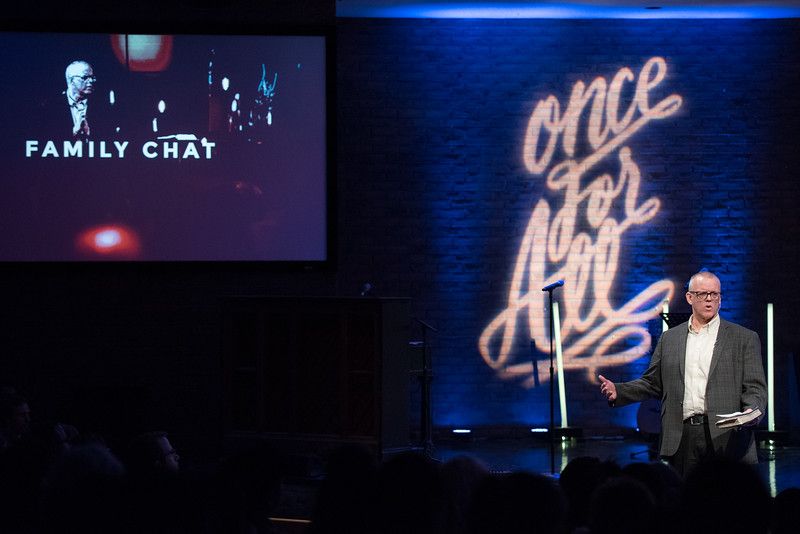 Christopher Luk 2015 - Harvest Bible Chapel York Region HBCYR - Easter Once For All Series - Sunday, March 29, 2015 037