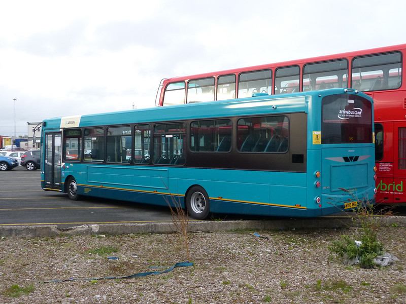 Arriva North West 3157 130512 Heysham