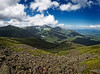 """The Presidential Range"" As seen from the Mount Washington Autoroad Gorham, NH July 21st, 2013"
