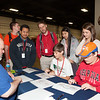 Employers teach students about what they build in their S.C. manufacturing facilities. (Photo/Kim McManus)