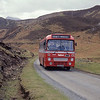 Highland L214 A855 near Kilmaluag 2 Mar 91