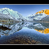Convict Lake, Class A Honorable Mention, Mayslake Nature Study and Photo Club, March 2014