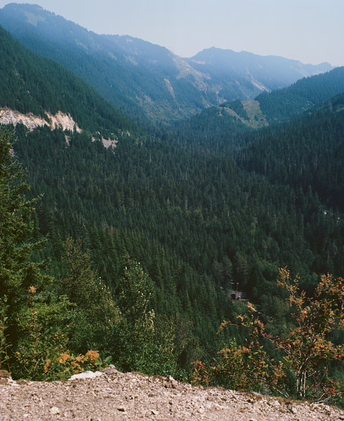 Hwy 2 From Iron Goat Trail