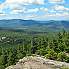 .From the Bald Mtn. summit: W to Gardner Mtn. (I think).