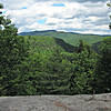 Looking NE to Bear Mtn. from south Mt. Cabot view ledge.