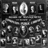 Edmonton Public Library Board of Management and Staff