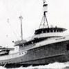 Western King,Built 1944 North Bend Oregon,Launched Navy Tug ATR 80,Bait Boat After War,Converted Seining 1960's By Fellow and Stewarts Of Terminal Island Calif,