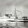 Katie Lou,Built 1946 Lynch Shipbuilding San Diego,Built for Louis C Strada and John Ghio,First Skipper Joe Nunnes,Later owner Felix Budzilko,