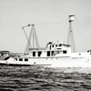 Espirito Santos,Built 1945 Soule Steel San Pedro,Conversion Seining Late 50's,Later renamed Eastern Star,Sold to Korea,