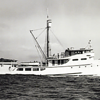 Jeanne Lyn,Built 1951 Tacoma Boat,Later Conversion By Fellows and Stewart,Sold to Mexico,New Orleans Avondale Blueprints,