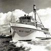 West Coast,Built 1946 Lynch Shipbuilding San Diego,Louis Strada,Anthony Mascarenhas,Sea Trials,