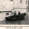ST Helens Receiving Station,1948 Flood,CRPA,Columbia River,