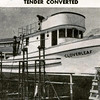 Leader,Cloverleaf,1946,CRPA Astoria Shipyard,Leader Built 1906 Ilwaco,Rebulit From Keel up,Later Became a Fish Boat,