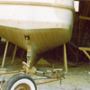 Humbert Boat Shop, Haynes Inlet  North Bend Oregon, Wood Hard Shin 38 FT Troller Under Construction,1973,Coos Bay,One Of 38ft was Lori,