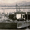 Brookfield Co,LCT Conversion,CRPA Shipyard Astoria,1947,Making Digger,