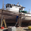 Sea Mate,Viking,Built 1946 By Bryant Marine Seattle,2014 Rebuilding,Thos Warren,Brian Kelley,