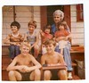 Group Blairs porch Mid 1970s