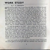 DWS Contact magazine Dec 1952 Work Study 1