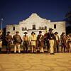Battle of the Alamo Ceremony