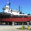 CY,Island Wind,Chatham Strait,Built 1966 Martinolich Tacoma,Foss Tug and Barge,Steve Tate,Pic Taken Port Townsend 2012,