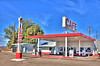 Roy's Cafe, Motel and Service, Amboy, CA on old Route 66.