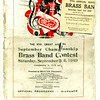 Goodshaw Band Belle View Brass Band contest 19490903
