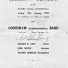 Goodshaw Band Rawtenstall Picture House 19510121 1