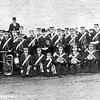Goodshaw Band 1904 George Fisher read left behind man with blowler hat