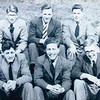 Giggleswick School 1948   We broke mile relay record  (G second from R  top)