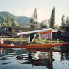 Kashmir   The 'photo shop' visits our houseboat