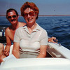 G and Kathleen   Lake Kariba, Zimbabwe 1983