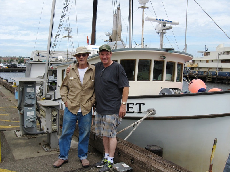 Trinket,Built 1977 Howard Moe and John Sceeles,John Sceeles,Steve Sceeles,Pic Taken 2013 Seattle,