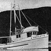 Angelette,Lady Louise,Built 1961 Les Nelson and Alf Hansen Seattle,Oliver Hofstad,Oley,Nelson Hansen Boat Works,52 FT,Pic Taken Petersburg,Clarence Jackson Sr,Jeff Jackson,