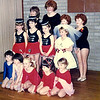 Some of the Good Neighbours - Sports Centre - Sue McCaw Dancers c1986