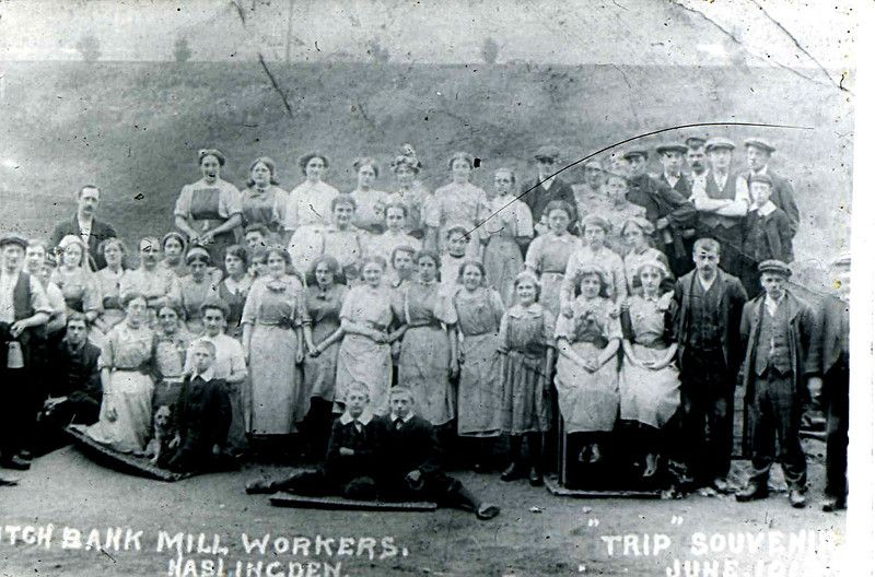 0283 Hutch Bank Mill Workers