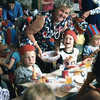 Waterfoot Junior Jubilee party with Edna Trickett 1977