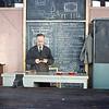 BRGS  Jack Trickett Light Metal Work Room 1958