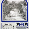 P&P The Rossendale Calendar 1985 Drawings by John Arkwright Produced by Paul Whitney  007