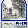 P&P The Rossendale Calendar 1985 Drawings by John Arkwright Produced by Paul Whitney  003