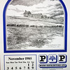 P&P The Rossendale Calendar 1985 Drawings by John Arkwright Produced by Paul Whitney  012